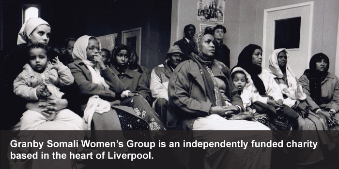 Granby Somali Women's Group